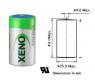 Xeno C 3.6V Liithium Thionyl Chloride